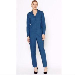 👀 Equipment Femme Large Cotton Jumpsuit